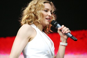 Madonna is using Super-Shareable on her new tour