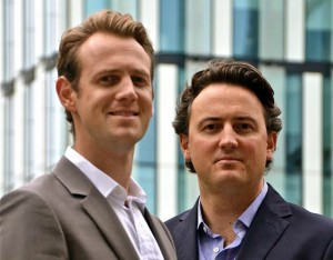 Polaris founders Sam and Ben Pinnington