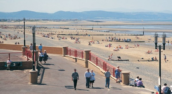 Weber Shandwick Manchester will be looking to change perceptions of Rhyl