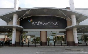 A Sofaworks store
