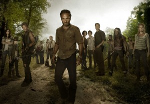 Walking Dead is distributed by eOne