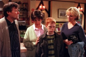 Williams as Sheila Hayes in Corrie