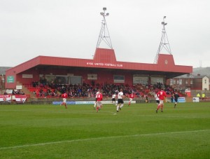 Hyde's Ewen Fields Stadium