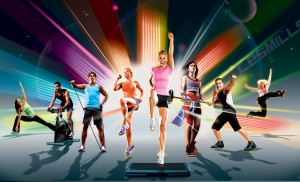 Les Mills now has more than 15,000 gyms globally