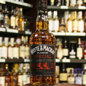 Whyte & Mackay was founded in Glasgow in 1844