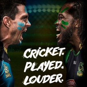 Cricket Played Louder