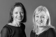 Firework PR founders Andrea Hounsham and Clare Wall