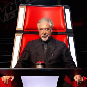 Sir Tom Jones on The Voice