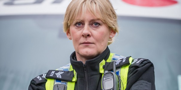 Sarah Lancashire returns for the second series of Happy Valley