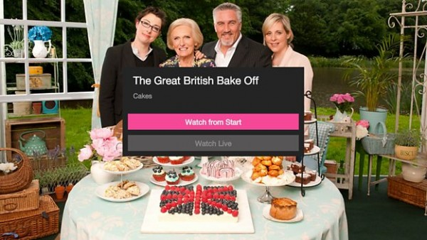 Hall proposes to open up the iPlayer to non-BBC content