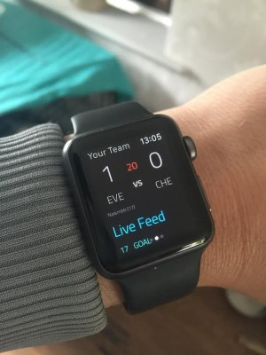 The new Apple Watch app