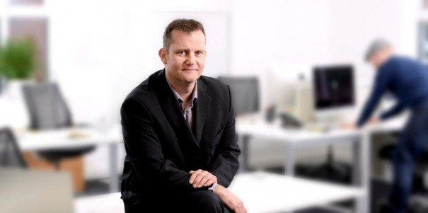 Alastair Fallon, head of web development at RMS PR