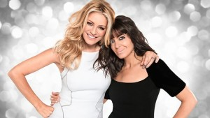 Tess Daly and Claudia Winkleman will again present