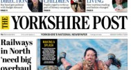 New look: The Yorkshire Post