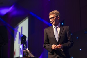 Andy Crane is returning to co-host the event with Emma Jesson