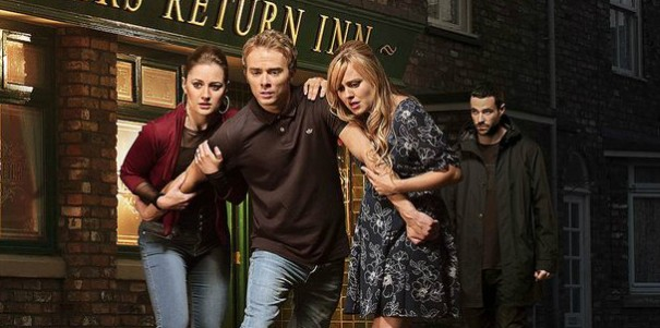 Roberts revealed there were two contingency plans for Corrie's live episode