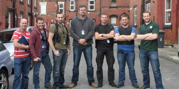 Programme Name: The Wanted - TX: n/a - Episode: The Wanted - Generics (No. Generics) - Picture Shows: West Yorkshire Police, Quartz Team.  - (C) BBC - Photographer: BBC
