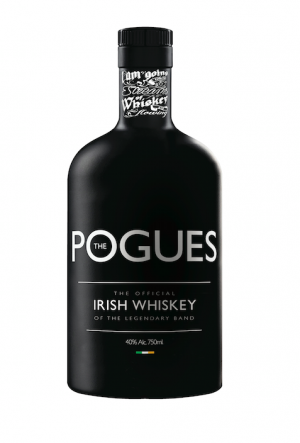 The Pogues' official whiskey