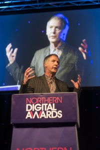 Host Clint Boon