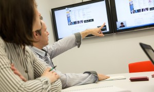 Inside Endless Gain's usability testing lab