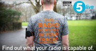 5Live This Radio  Brand Campiagn- Jogger