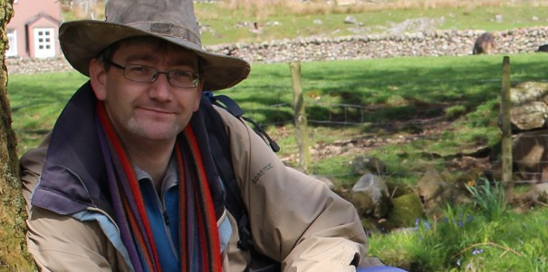Nova is back with a third series of Walks Around Britain