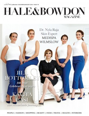 The current issue of Hale & Bowdon magazine
