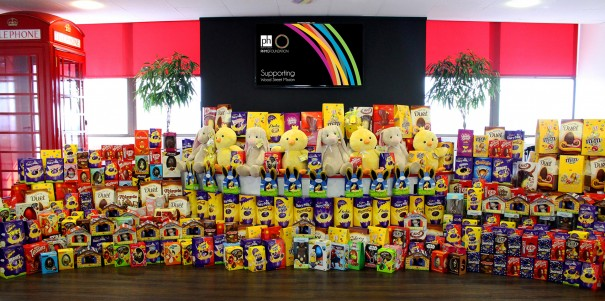 PH Media Group Easter egg collection