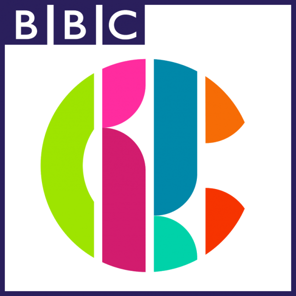 The new CBBC logo