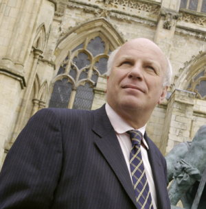 Greg Dyke is also involved at Educate - North