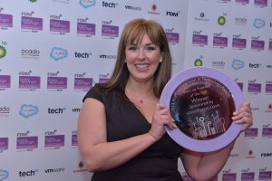 Dream Agility chief executive Elizabeth Clark