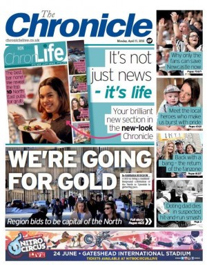The new-look Chronicle