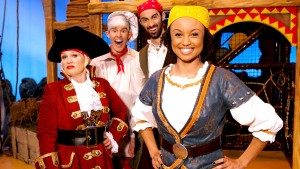Swashbuckle returns this week for a 26-episode run