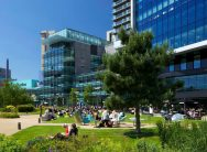 The conference starts on Wednesday and is based at MediaCityUK