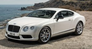 Bentley is headquartered in Crewe
