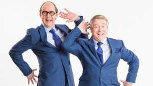 Ian Ashpitel and Jonathan Stephens will star in The Late Late Morecambe And Wise Show