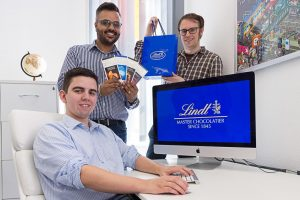 Xpand's system will help Lindt staff create their own career path