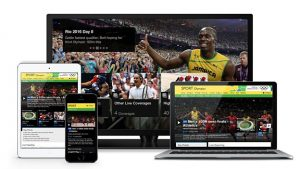 'Super Sunday' was a record day for the BBC Sport website