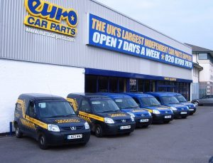 Euro Car Parts employs over 2,000 staff nationally