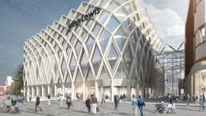 Golley Slater has been working with John Lewis on the launch of its new Leeds store