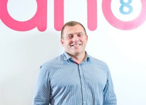 Brand8 PR MD Rob Smith