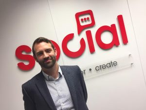 Pete Wrathmell has joined Social's board