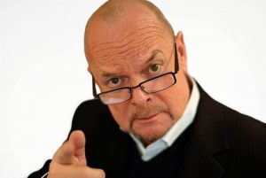 James Whale was previously hired from talkSPORT